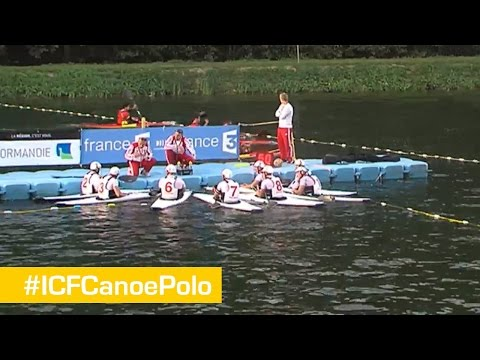 LIVE PITCH 3 - Friday 26 | Canoe Polo World Championships 2014