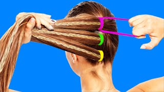 HAIRSTYLES AND HAIR HACKS TO SAVE YOUR TIME AND MONEY