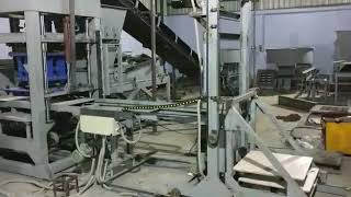Automatic Fly Ash Cement Brick Making Machine