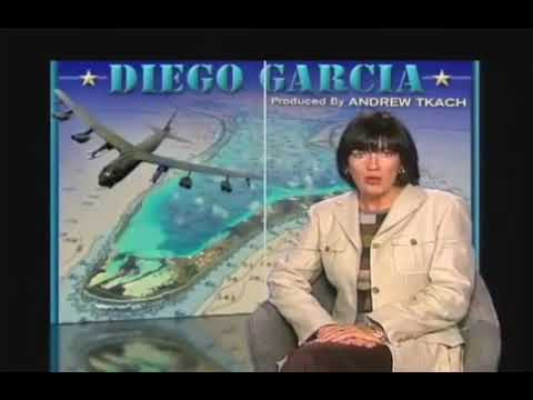 The stolen island of Diego Garcia