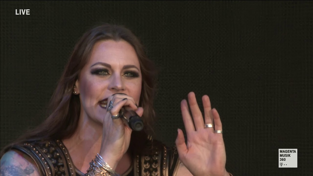 Nightwish - Live at Wacken Open Air 2018 (Full Concert HD 1080p)