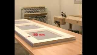 7  Пластевое склеивание 12 мм плиты к каркасу. Столешницы из искусственного камня своими руками.(, 2013-07-30T09:40:21.000Z)