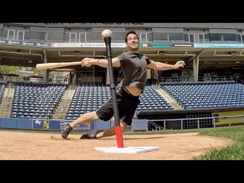 Thumbnail: Dizzy Sports Battle 2 ft. Paul Rudd | Dude Perfect
