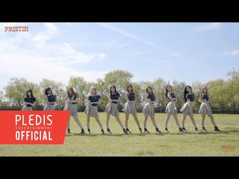 [Choreography Video] PRISTIN(프리스틴) - WE LIKE Ver.OUT