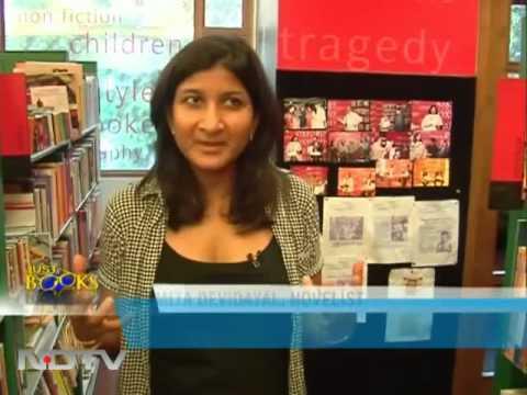 Namita Devidayal's favourite reading list