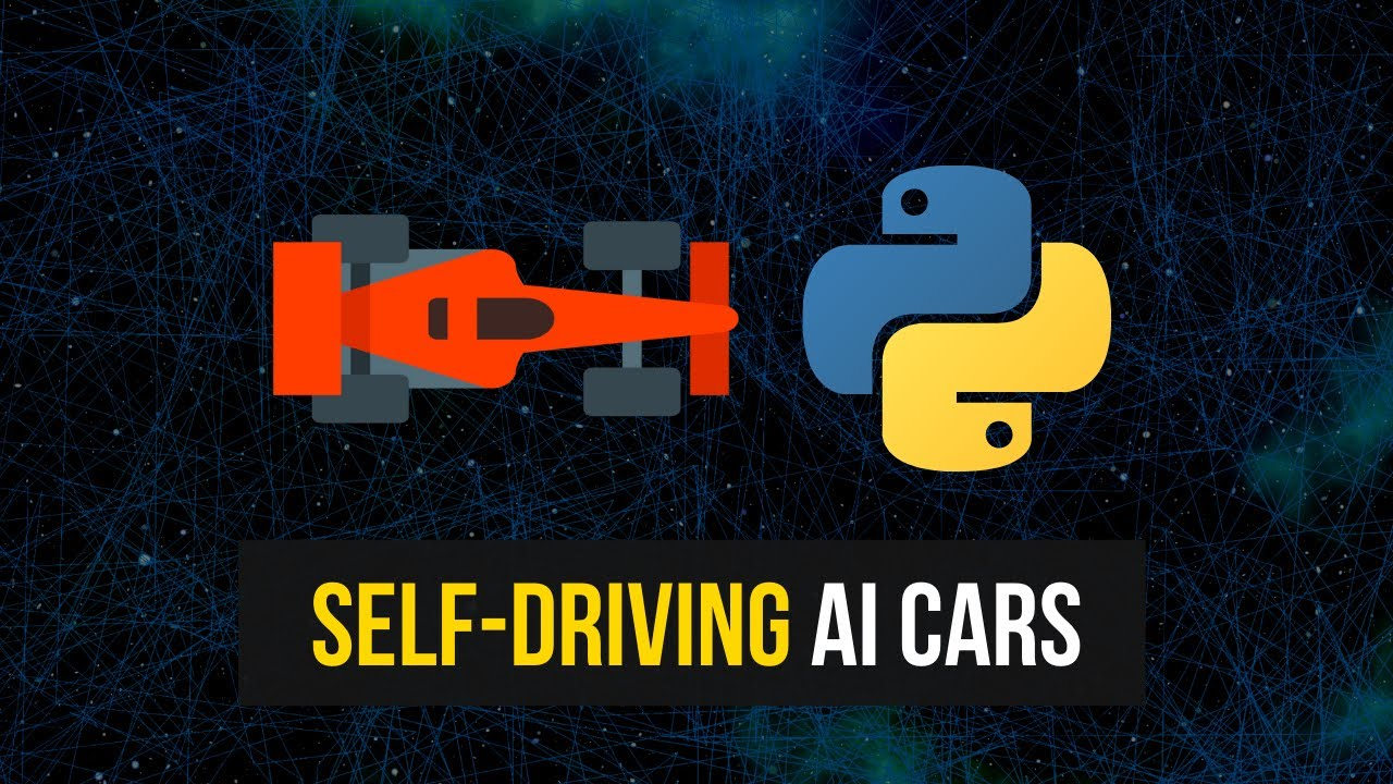 Self-Driving AI Car Simulation in Python