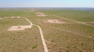 Oil and gas development in SE NM