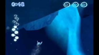Happy Feet Movie Game Walkthrough Part 18 (Wii)