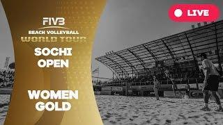 Sochi Open - Women Gold - Beach Volleyball World Tour
