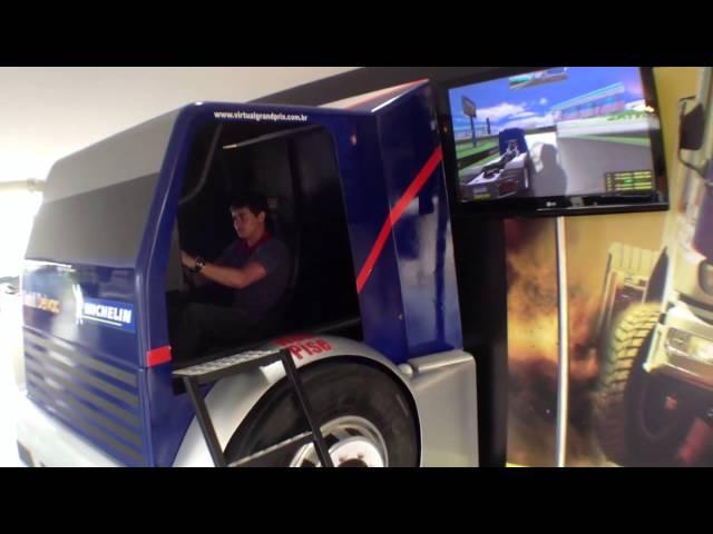 Simulador de Caminhão MOBIL
