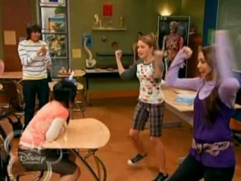 Hannah Montana - The Bone Dance