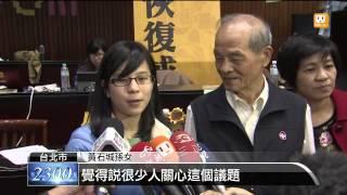 【2014.04.06】反服貿學運 黃石城孫女投書響應 -udn tv