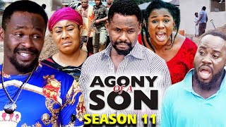 AGONY OF A SON SEASON 11 - (Trending Hit Movie HD) Zubby Micheal 2021 Latest Nigerian Movie