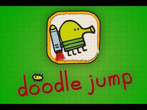 Игра Doodle Jump на ПК.