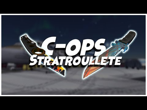 Critical Ops - Stratroulette #1