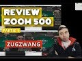 Zugzwang analyse une main de ZOOM 500 avec PIO solver