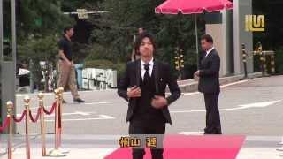 『ソウルドラマアワード2013』レッドカーペット-「桐山漣」 Seoul Inte...