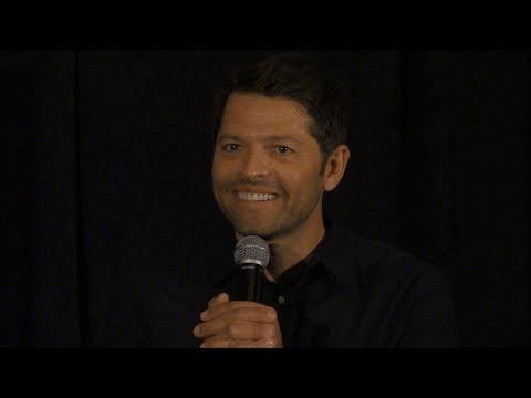 Misha Collins FULL Chicon Panel 2017 Supernatural