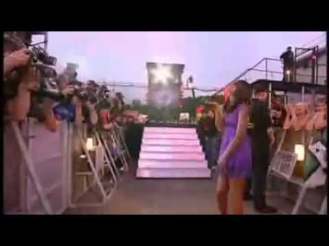 Big Brother 9 - Alexandra VT and Entrance