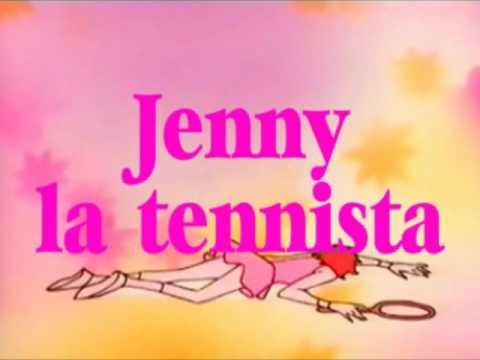 Jenny la tennista sigla iniziale youtube