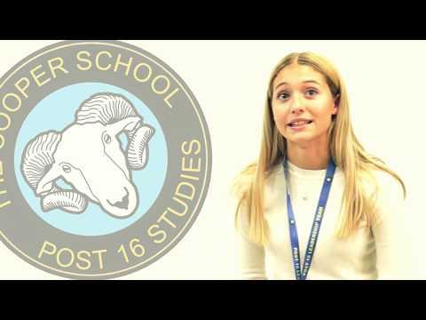 The Cooper School Post 16 - Open Evening Video