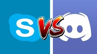 TEXTURA DO SKYPE VS TEXTURA DO DISCORD! (SKYMINIGAMES)