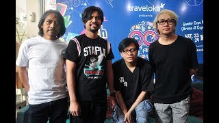 GIGI Band Siapkan Lagu-Lagu Lawas Untuk The 90's Festival 5th Edition