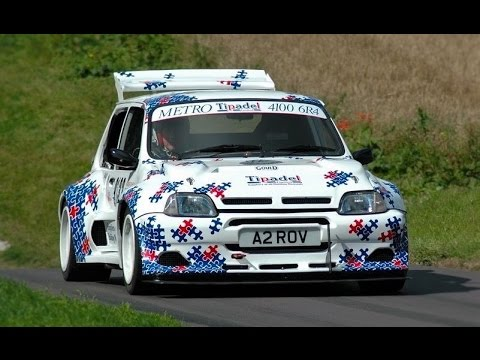 mg metro 6r4 group b hillclimb monster youtube. Black Bedroom Furniture Sets. Home Design Ideas