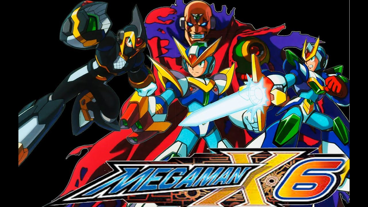 MEGAMAN X6 REVIEW: THE NIGHTMARE CONTINUES (PSX, 2001) – 3WIREL!
