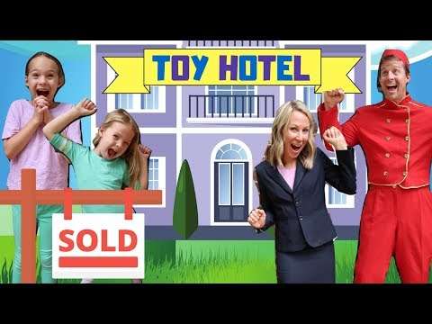 The NEW Toy Hotel 馃彔