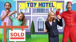 The NEW Toy Hotel 🏠