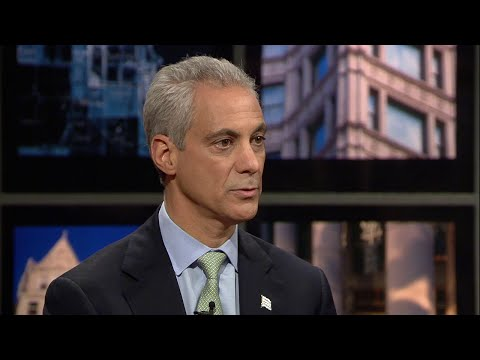 Chicago Tonight | What Questions Do You Have for Mayor Emanuel?