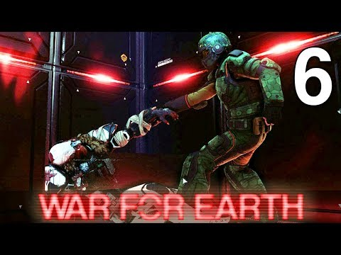 [6] War For Earth (Let's Play XCOM 2: War of the Chosen w/ GaLm)