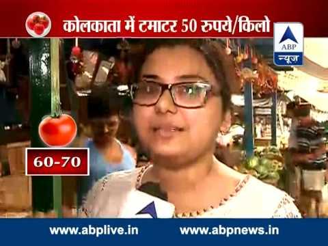 Now tomato prices go up in Delhi