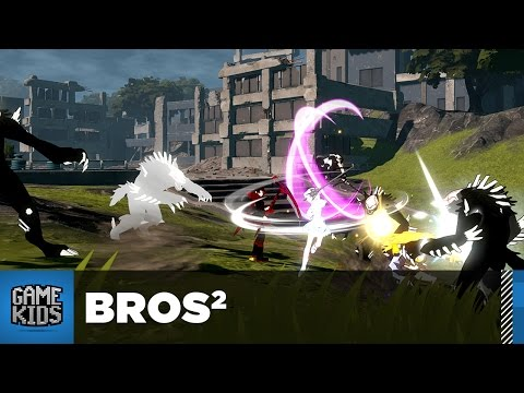 RWBY Grimm Eclipse Let's Play Part 2 - Bros²