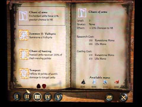 Disciples: Sacred Lands - Capital Guardian Ashgan - [Mountain Clans]  