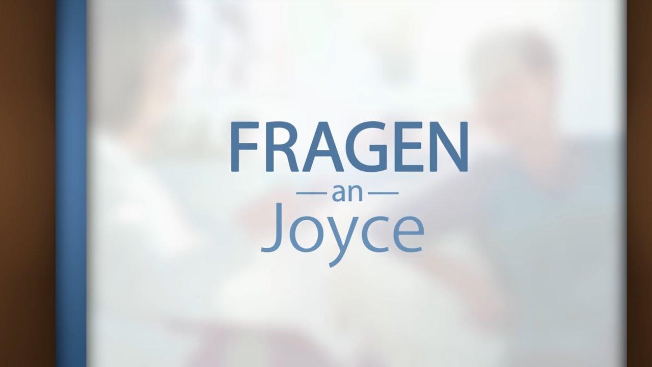 Wie Pünktlichkeit kein Problem mehr ist – Fragen an Joyce