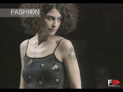 ANTONIO MARRAS Fall Winter 1997 1998 Haute Couture Rome - Fashion Channel