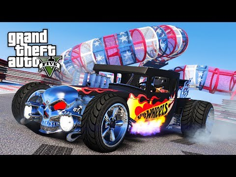 GTA 5 Mods - ULTIMATE HOT WHEELS MOD!! GTA 5 Hot Wheels Cars Mod Gameplay! (GTA 5 Mods Gameplay)