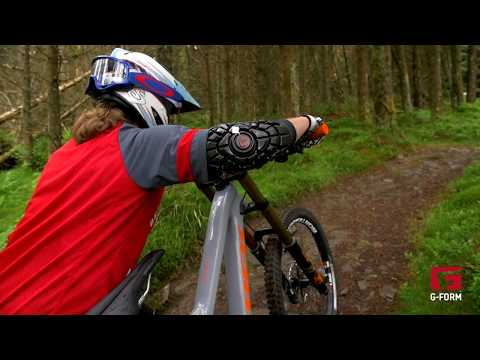 G-Form Elite Elbow Guard: Tracy Moseley Review