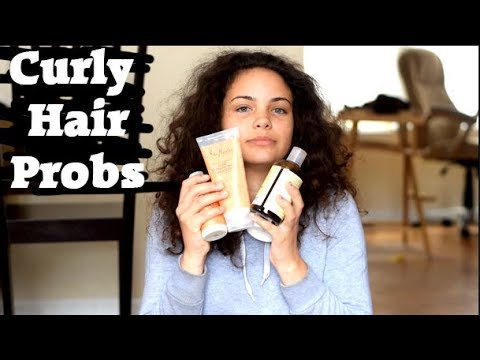How To Fix Curly Hair! Restoring Curly Hair.