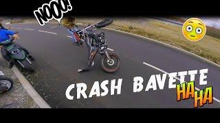 LE WHEEELING DE TROP! CRASH Sherco 50SM-R Black