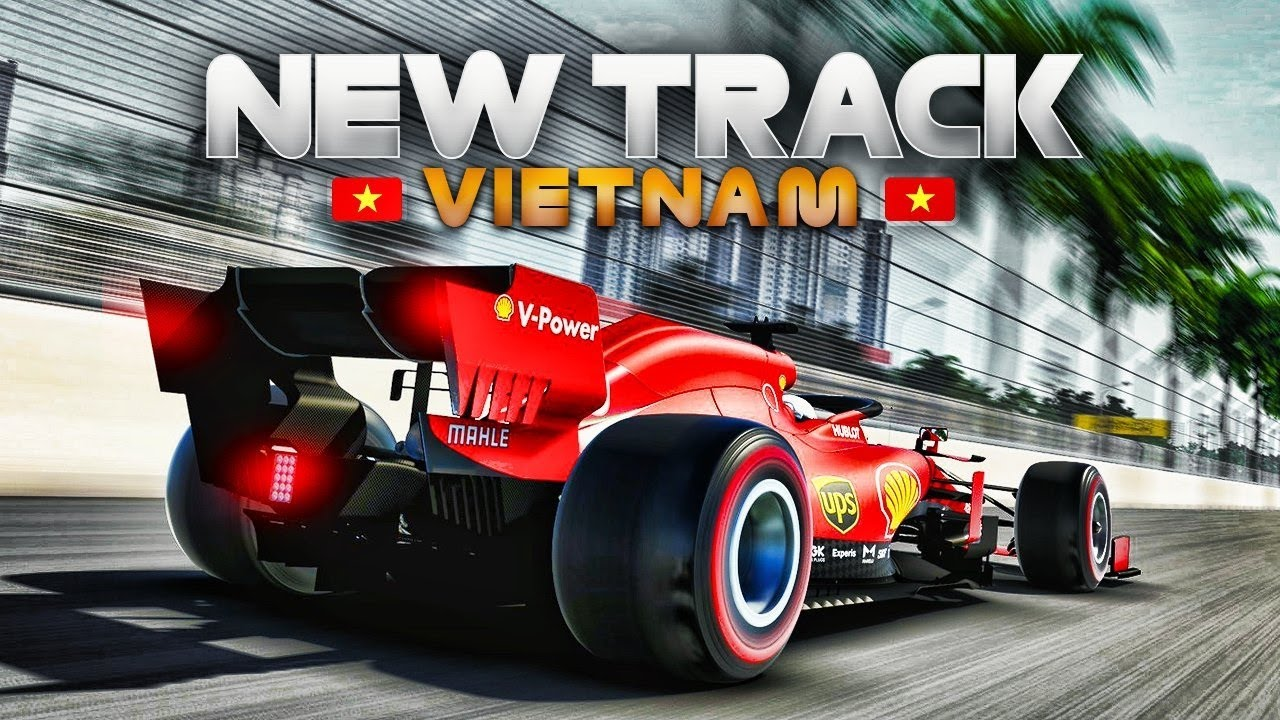 F1 2020 Gameplay: NEW HANOI CIRCUIT VIETNAM