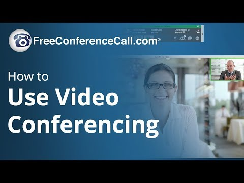Video Conferencing | FreeConferenceCall com