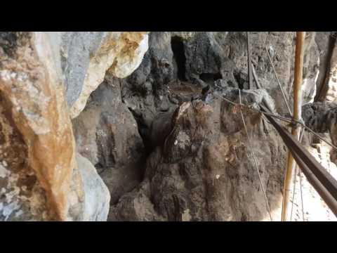 Tham Phiman Cave Mea Hong Son Thailand