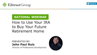 How to Use Your IRA to Buy Your Future Retirement Home - Video Image