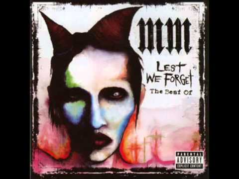 The Fight Song - Marilyn Manson