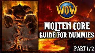 WoW Classic - MoĮten Core - Guide für Dummies - Deutsch German Part 1/2