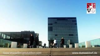 Düsseldorf im Herbst 2011 - die Hauptstadt des Landes Nordrhein-Westfalen Imagefilm