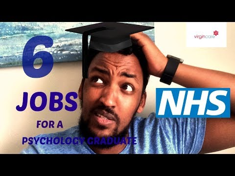 6 Jobs For A Psychology Graduate (Straight Out Of University)